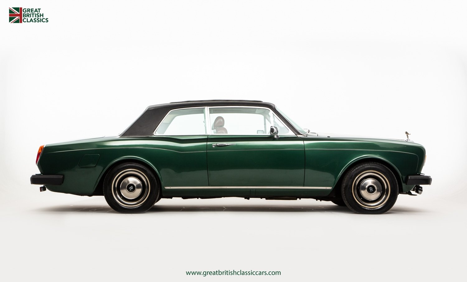 1978 ROLLS ROYCE CORNICHE // HIGHLAND GREEN // HUGE HISTORY FILE  For Sale (picture 7 of 24)