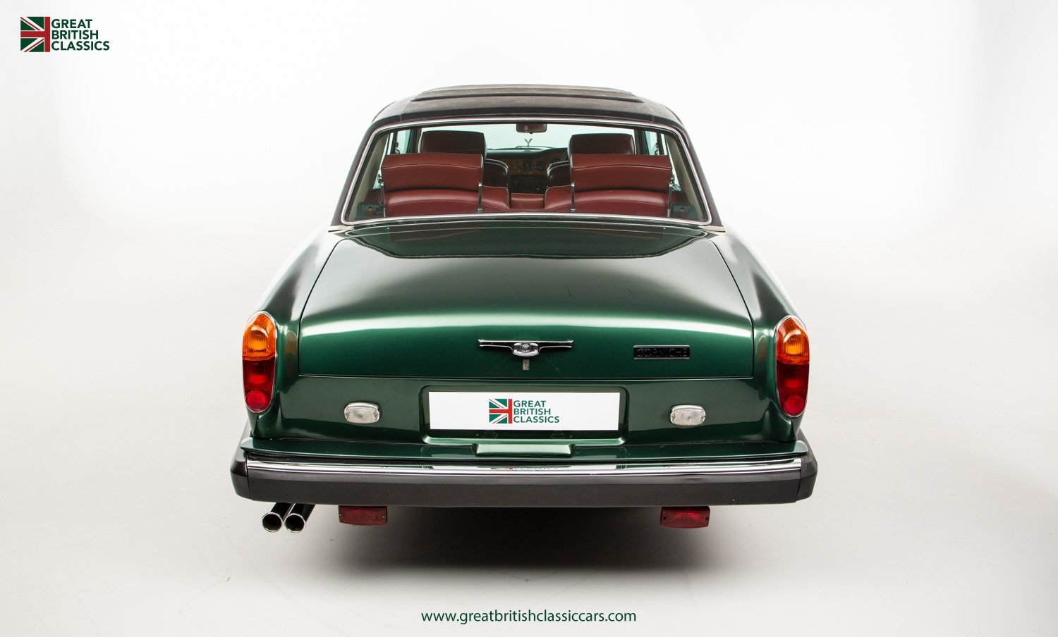 1978 ROLLS ROYCE CORNICHE // HIGHLAND GREEN // HUGE HISTORY FILE  For Sale (picture 11 of 24)