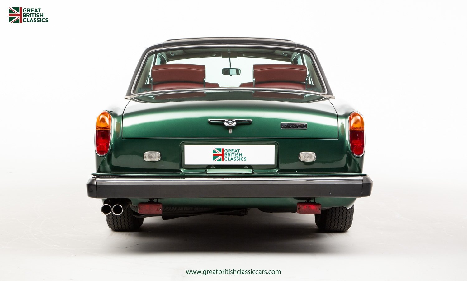 1978 ROLLS ROYCE CORNICHE // HIGHLAND GREEN // HUGE HISTORY FILE  For Sale (picture 12 of 24)