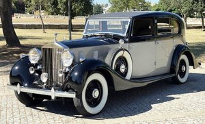 Picture of Rolls Royce Phantom III Windovers Sedanca de Ville - 1937 For Sale