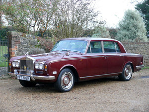Picture of  1972 Rolls-Royce Silver Shadow LWB For Sale