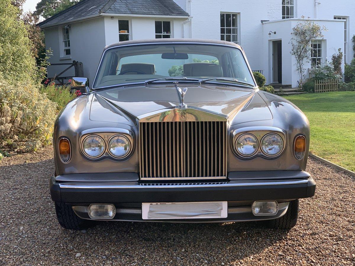 1977 Rolls Royce Corniche Mulliner Park Ward Coupe For Sale (picture 2 of 6)