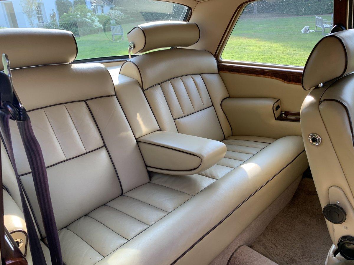 1977 Rolls Royce Corniche Mulliner Park Ward Coupe For Sale (picture 5 of 6)