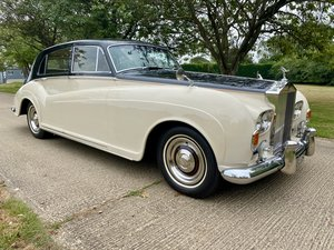 1964 Rolls Royce Silver Cloud III SCT100 by James Young For Sale