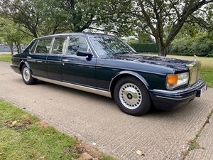 Picture of 1998 Rolls Royce Silver Spur Park Ward Touring Limousine For Sale