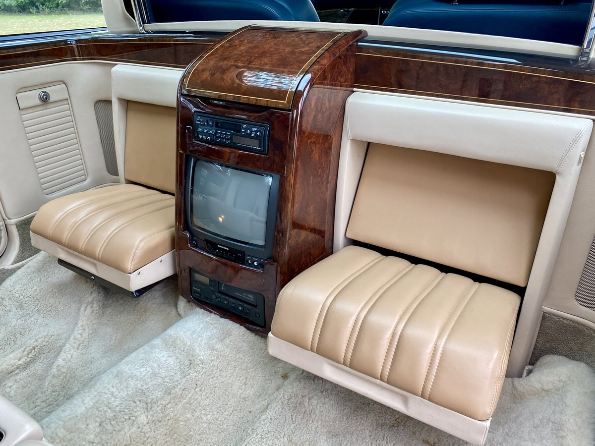 1998 Rolls Royce Silver Spur Park Ward Touring Limousine For Sale (picture 5 of 6)