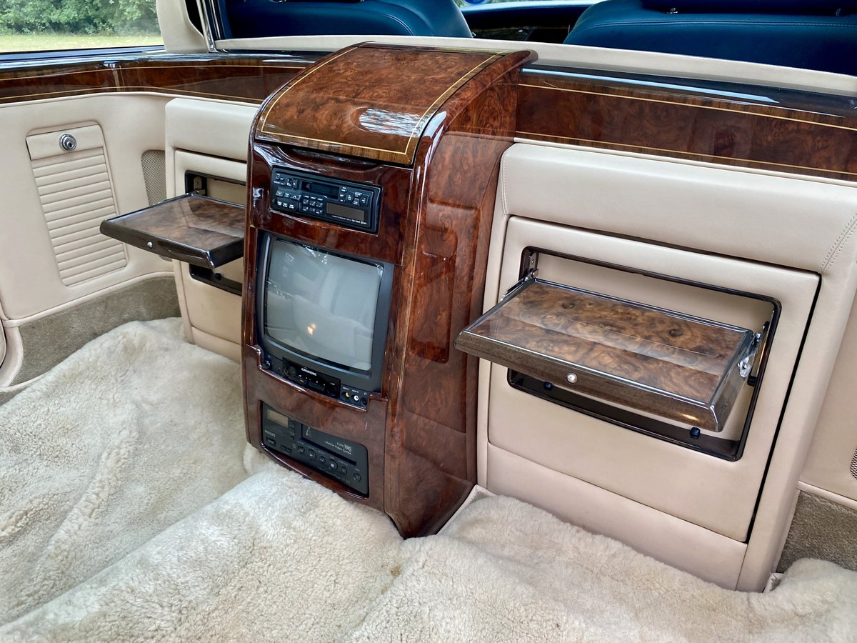 1998 Rolls Royce Silver Spur Park Ward Touring Limousine For Sale (picture 6 of 6)
