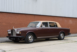 1977 Rolls-Royce Silver Wraith II (RHD) For Sale