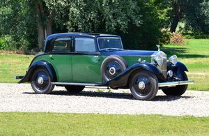 Picture of 1933 Rolls-Royce 20/25 Sports Saloon SOLD