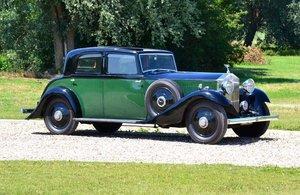 1933 Rolls-Royce 20/25 Sports Saloon For Sale