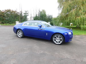 2014 ROLS ROYCE WRAITH ONLY 4500 MILES For Sale