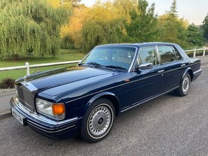 1996 Rolls-Royce Silver Spur III For Sale