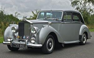 1954 Rolls Royce Silver Dawn Auto