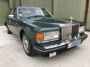 Picture of 1991 Rolls Royce Silver Spirit II. One owner good service history For Sale