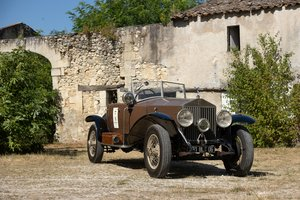 1928 Rolls-Royce Phantom I 40/50 HP No reserve For Sale by Auction