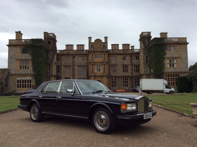 Picture of 1990 Rolls-Royce Silver Spirit 2 only One former keeper For Sale
