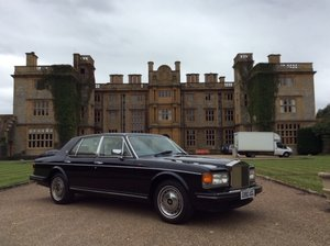 1990 One Former Keeper Rolls-Royce