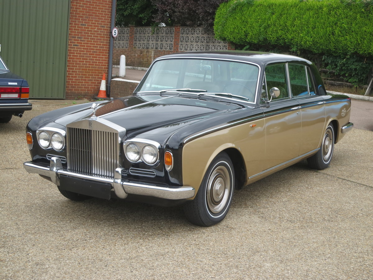 1967 Rolls-Royce Silver Shadow I LHD For Sale (picture 1 of 6)