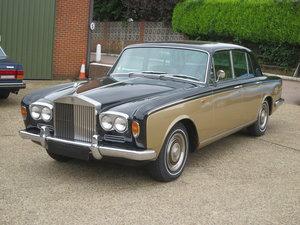 Rolls-Royce Silver Shadow I LHD