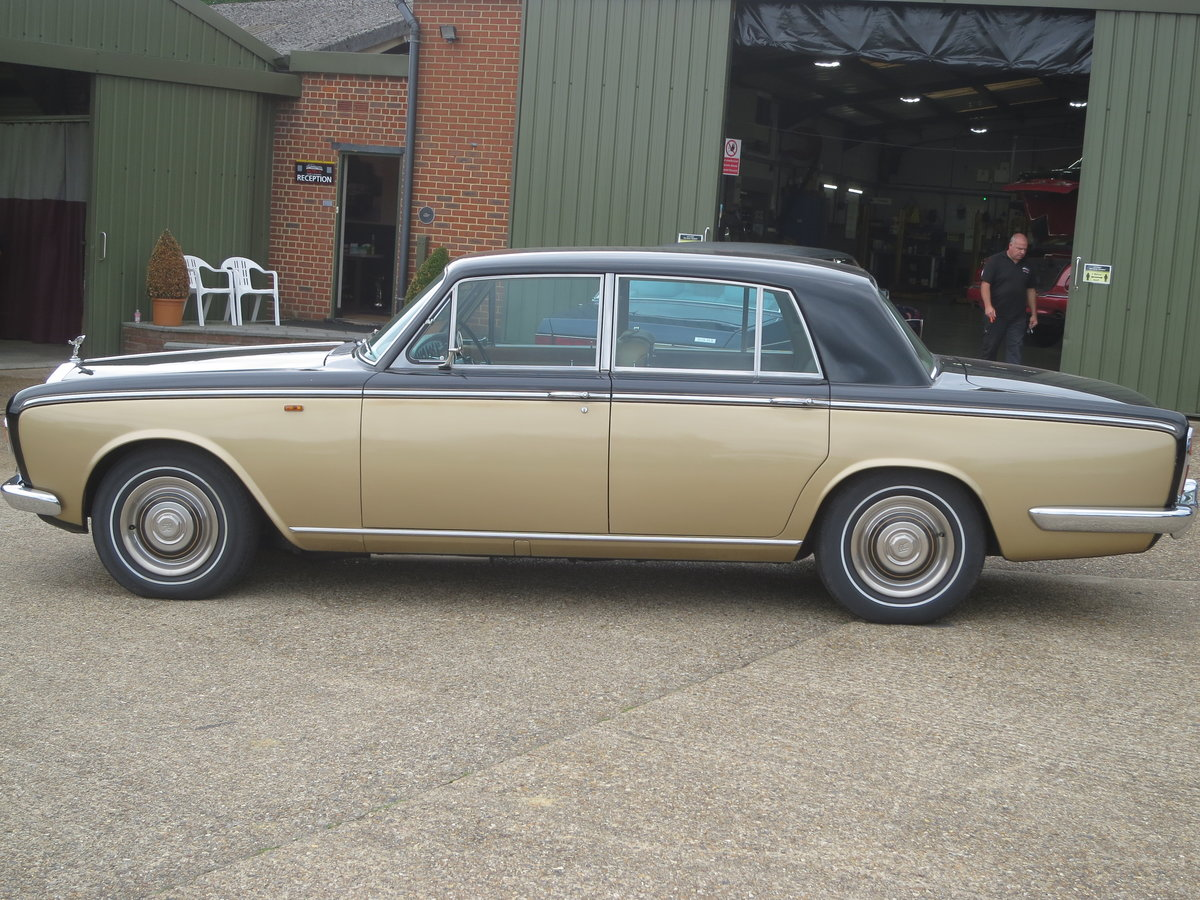 1967 Rolls-Royce Silver Shadow I LHD For Sale (picture 2 of 6)