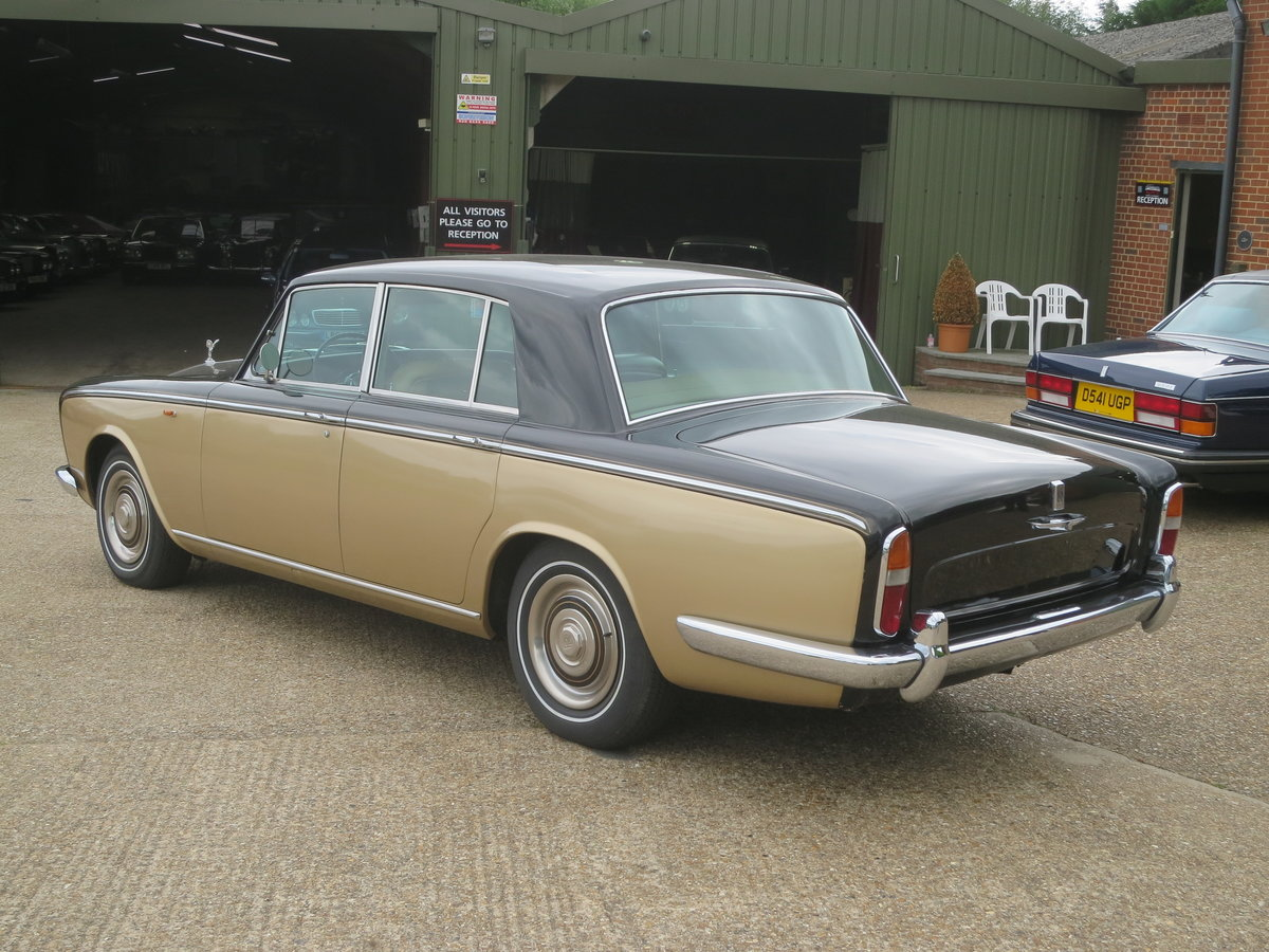 1967 Rolls-Royce Silver Shadow I LHD For Sale (picture 3 of 6)