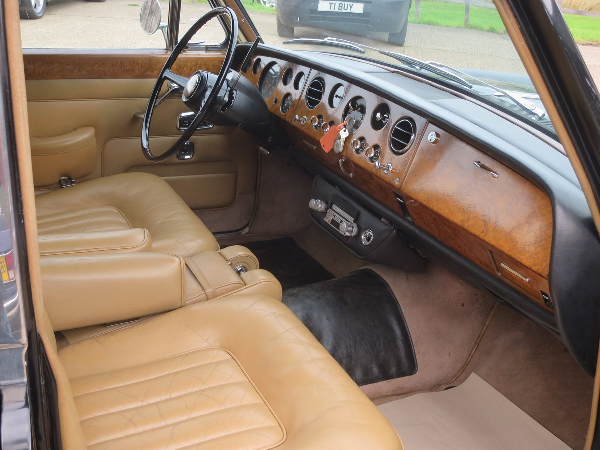 1967 Rolls-Royce Silver Shadow I LHD For Sale (picture 5 of 6)