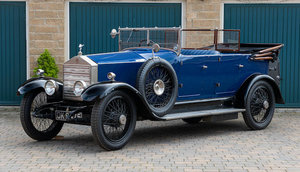 1923 1922 Rolls-Royce 20HP Tourer For Sale by Auction