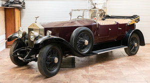 1927 1937 Rolls-Royce Phantom I Tourer For Sale by Auction