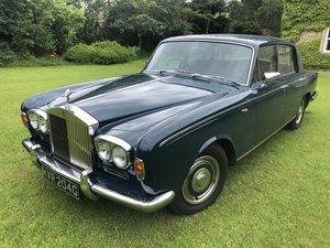 1969 Rolls Royce Silver Shadow 1