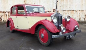 1930 Rolls-Royce 20/25  For Sale by Auction