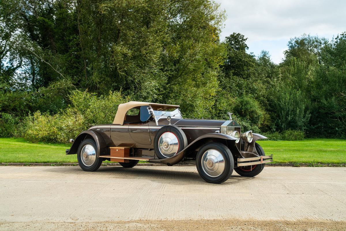 1925 An award-winning Rolls-Royce Phantom I York Roadster For Sale (picture 1 of 6)