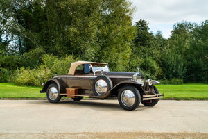 1925 An award-winning Rolls-Royce Phantom I York Roadster For Sale