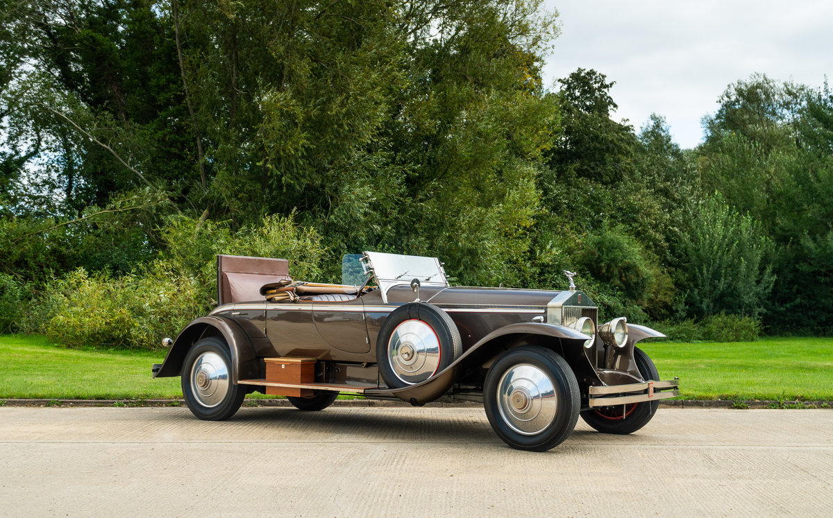 1925 An award-winning Rolls-Royce Phantom I York Roadster For Sale (picture 2 of 6)
