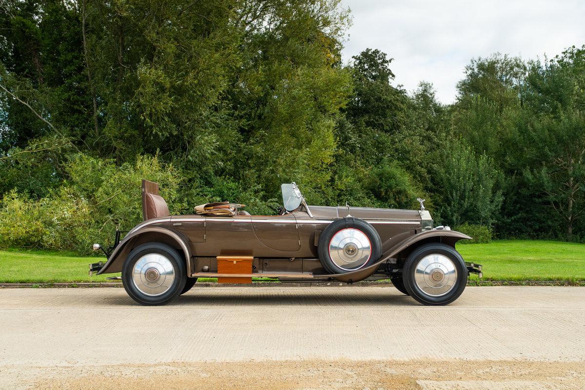 1925 An award-winning Rolls-Royce Phantom I York Roadster For Sale (picture 6 of 6)
