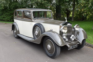 1934 Rolls-Royce 20/25 For Sale For Sale