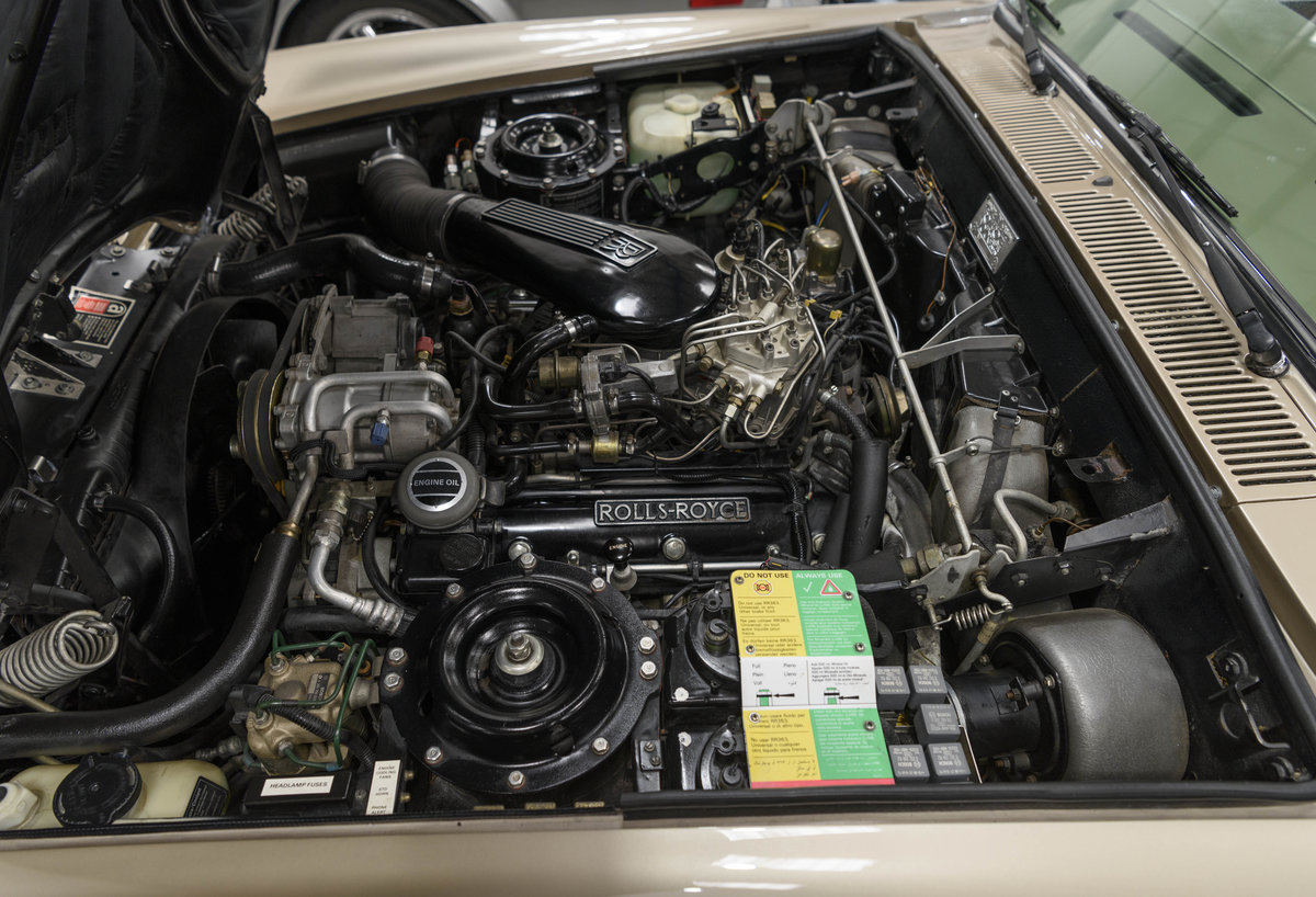 1989 Rolls-Royce Corniche II Convertible (LHD) For Sale (picture 24 of 24)