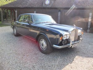 Picture of 1975 Rolls-Royce Corniche Coupe SOLD
