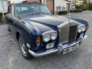 1972 Rolls Royce silver shadow right hand drive project