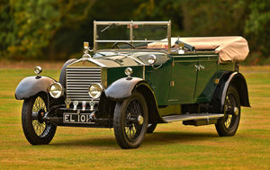 Picture of 1923 MAHARAJAH OF GWALIOR ROLLS ROYCE 20HP BARKER ALL WEATHE For Sale
