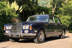 Picture of 1973 ROLLS ROYCE SILVER SHADOW                 extensive history