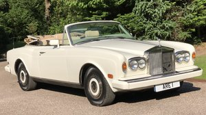 Picture of 1988 ROLLS ROYCE CORNICHE CONVERTIBLE MKII      LHD For Sale