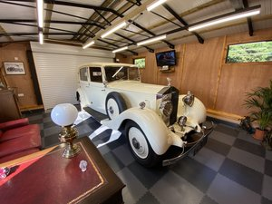 Picture of 1936 Rolls Royce 25/30 Park Ward For Sale