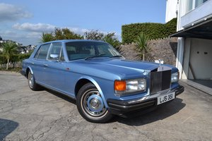 Picture of Lot 58 - A 1986 Rolls-Royce Silver Spirit - 23/09/2020 SOLD by Auction