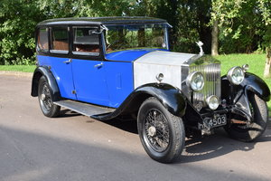 1931 Rolls-Royce 20/25 Park Ward For Sale For Sale