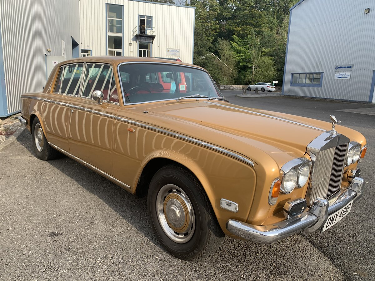 1975 ROLLS ROYCE SILVER SHADOW 1 For Sale (picture 1 of 22)