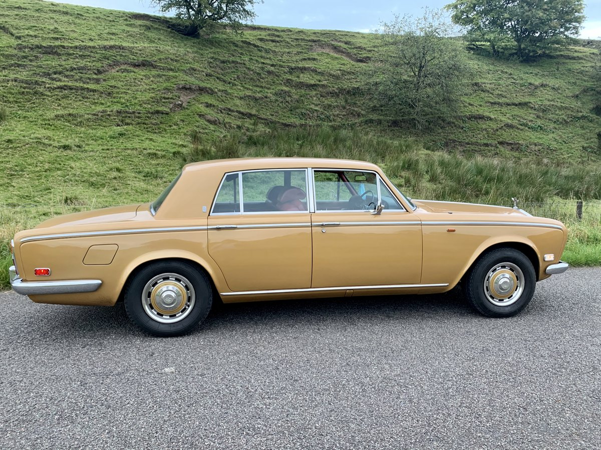 1975 ROLLS ROYCE SILVER SHADOW 1 For Sale (picture 2 of 22)