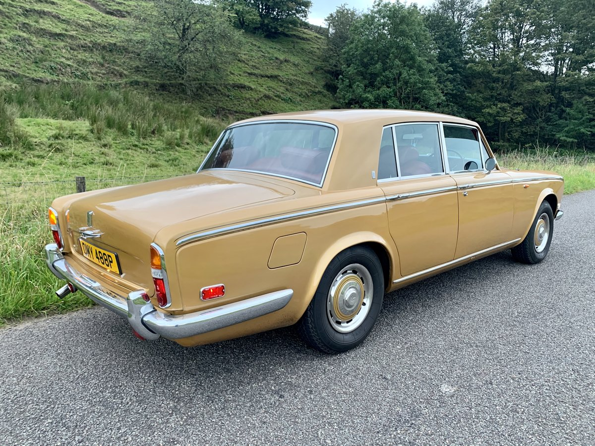 1975 ROLLS ROYCE SILVER SHADOW 1 For Sale (picture 3 of 22)