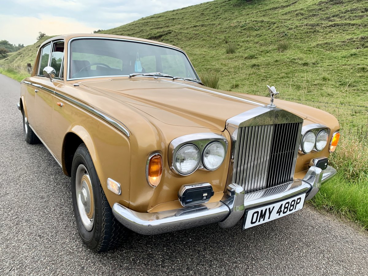 1975 ROLLS ROYCE SILVER SHADOW 1 For Sale (picture 5 of 22)