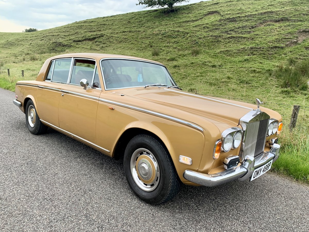 1975 ROLLS ROYCE SILVER SHADOW 1 For Sale (picture 6 of 22)