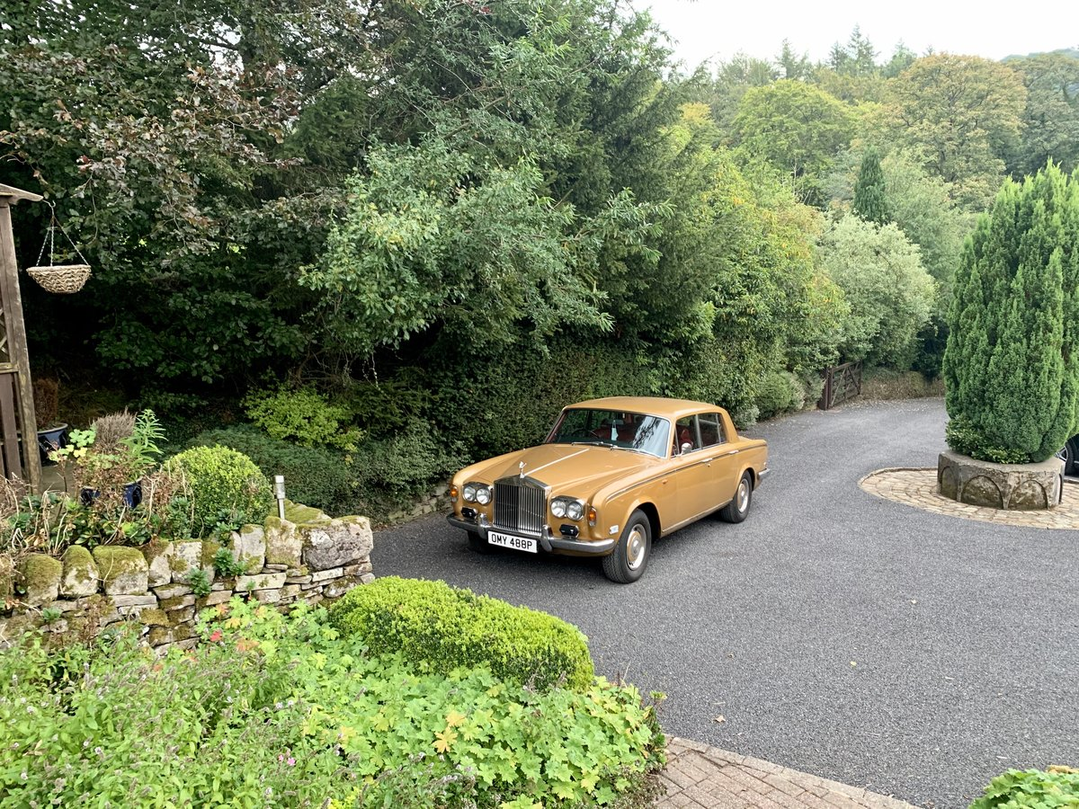 1975 ROLLS ROYCE SILVER SHADOW 1 For Sale (picture 7 of 22)